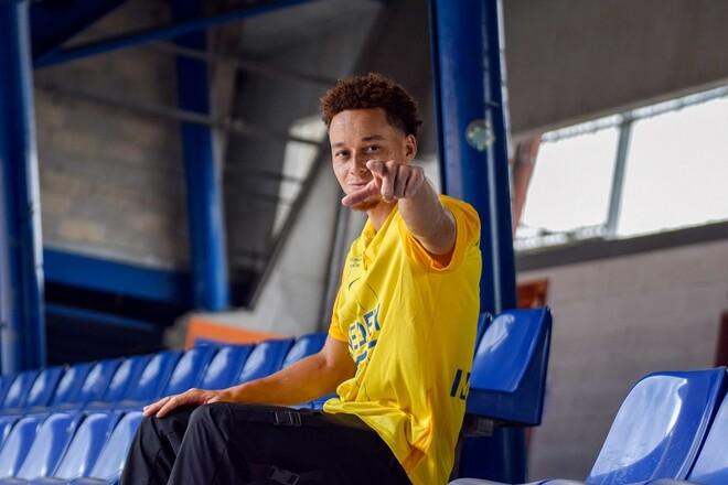 Екс-гравець донецького Олімпіка перейшов у французький клуб
