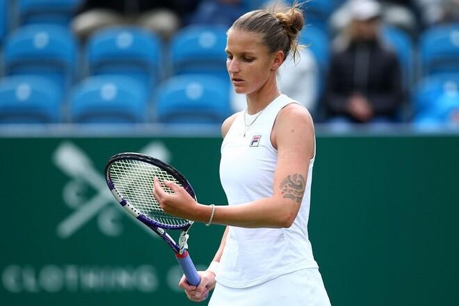 Плішкова випаде з топ-10 рейтингу WTA вперше за 230 тижнів