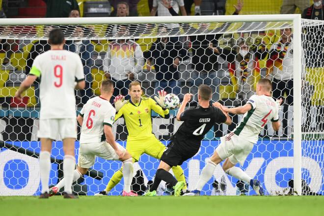 Німеччина – Угорщина – 2:2. Текстова трансляція матчу