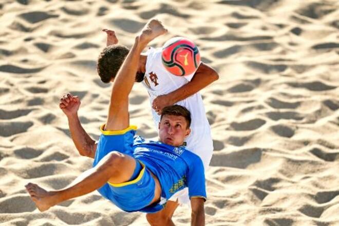 Португалия – Украина – 1:0. Текстовая трансляция матча