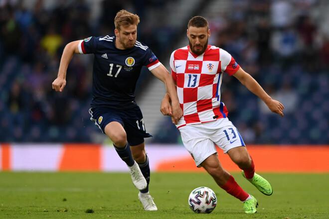 Хорватия – Шотландия – 3:1. Видео голов и обзор матча