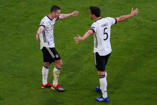 Німеччина – Угорщина. Прогноз на матч Дмитра Козьбана