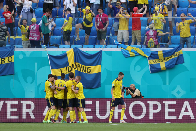Швеция – Польша. Болеем за шведов и ничью. Смотреть онлайн. LIVE трансляция