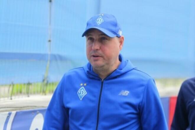 В среду Черноморец объявит о назначении Мороза главным тренером команды