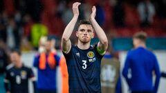 Капитан сборной Шотландии: «Мы пока не хотим ехать домой»