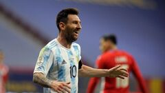 Тренер Аргентины: «Месси устал, но продолжает делать разницу»