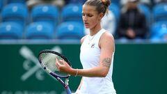 Плишкова выпадет из топ-10 рейтинга WTA впервые за 230 недель