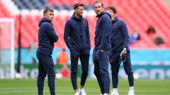 Чехия – Англия. Шик против Кейна. Стартовые составы команд
