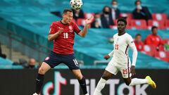 Чехія – Англія – 0:1. Відео голу Стерлінга та огляд матчу
