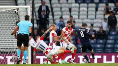 ВІДЕО. Нічия нас влаштовує! Макгрегор зрівняв рахунок у грі проти Хорватії