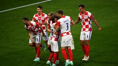 Один шанс для Украины. Итоги группы D: Англия, Хорватия и Чехия идут дальше