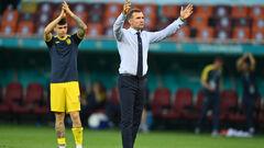 Есть 34% для матча Украина – Швеция. Самые вероятные пары плей-офф