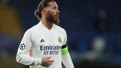 Рамос сказал игрокам Реала, что уходит в ПСЖ