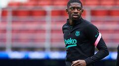 Барселона получит от УЕФА компенсацию за травму Дембеле