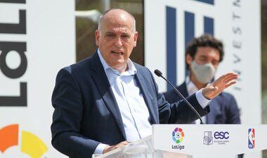 Хавьер ТЕБАС: «Половина убытков Ла Лиги пришлась на Барселону»