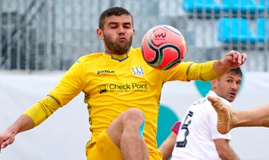 Украинцы проиграли Португалии в заключительном матче группового этапа