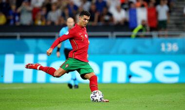 109 голов за сборную. Роналду повторил мировой рекорд