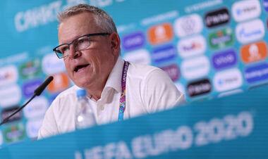 Тренер сборной Швеции: «Об Украине начнем думать в субботу»