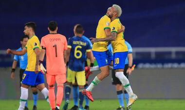 Бразилія – Колумбія – 2:1. Відео голів та огляд матчу