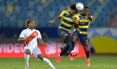Эквадор – Перу – 2:2. Видео голов и обзор матча