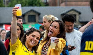 Сборная Швеции лидирует на Евро по специфическому показателю