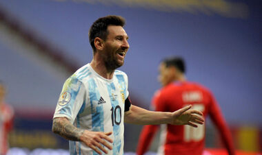 ВИДЕО. Как партнеры по сборной Аргентины поздравили Месси с днем рождения