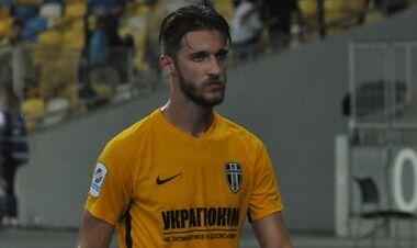 Защитник Шахтера будет играть за Александрию на правах аренды