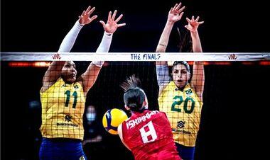 У фіналі жіночої Ліги націй зіграють збірні Бразилії та США