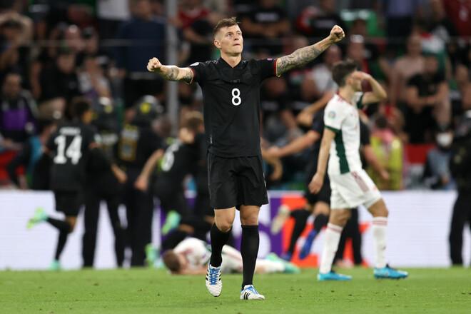 Германия – Венгрия – 2:2. Как спаслись немцы. Видео голов и обзор матча