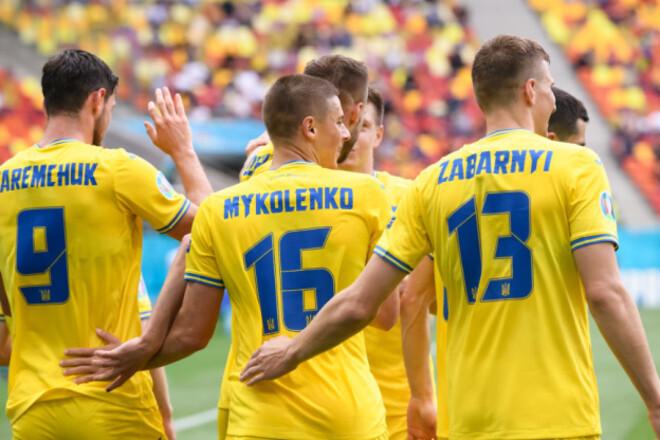 Україна грає. Відомі всі пари 1/8 фіналу Євро-2020