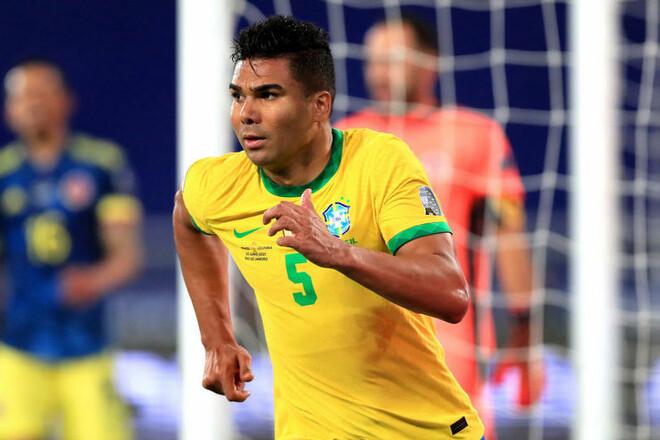 Кубок Америки. Бразилия вырвала победу над Колумбией