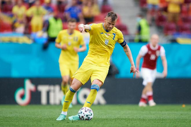 Швеция – Украина. Букмекеры назвали фаворита