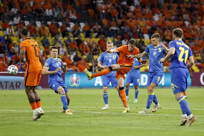 Четыре команды прошли в плей-офф Евро-2020 после поражения в первом туре