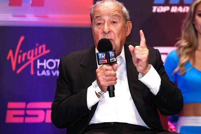 Боб АРУМ: «Ломаченко – один из величайших боксеров в истории»