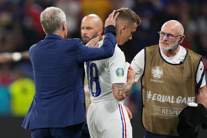 Люка Динь установил новый рекорд Евро