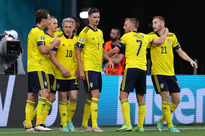 Євген ЛЕВЧЕНКО: «У збірній Швеції всі націлені вперед»
