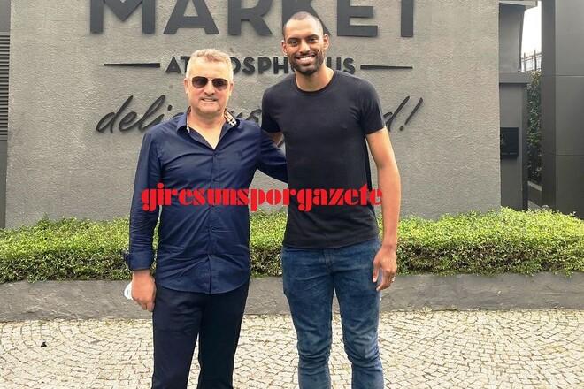 Бразилец Дуглас, покинув Днепр-1, перешел в турецкий клуб