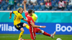ВІДЕО. Швидко! Швеція на другій хвилині забиває у ворота Польщі