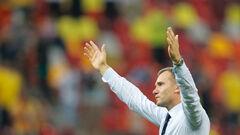 Україна вийшла до плей-оф Євро-2020! З ким зіграє команда Шевченка?