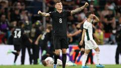 Німеччина – Угорщина – 2:2. Як врятувались німці. Відео голів і огляд матчу