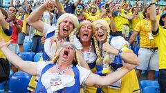 ФОТО. Готовы услужить! Посол Швеции поздравил сборную Украины мемом
