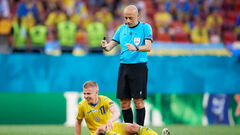 Владимир ЕЗЕРСКИЙ: «Сборная Швеции украинцам по зубам»