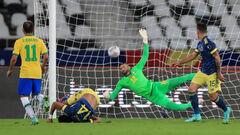 ВІДЕО. Шедевр на Кубку Америки: Луїс Діас забив Бразилії «ножицями»