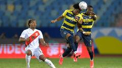 Еквадор – Перу – 2:2. Відео голів та огляд матчу