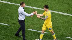 Микола ШАПАРЕНКО: «Думав, що Польща заб'є Швеції третій гол»