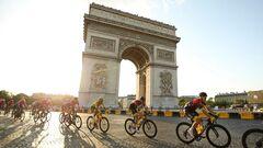 Роглич vs Погачар, часть вторая. Превью Тур де Франс-2021