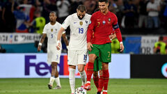 6-й раз в истории Евро два игрока сделали по дублю в одном матче