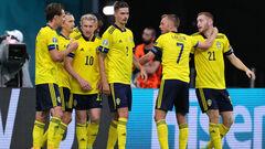 Евгений ЛЕВЧЕНКО: «В сборной Швеции все нацелены вперед»