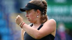 Ябеда тупая. Остапенко обругала линейную на турнире в Истборне