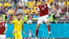 Україна - найгірша команда Євро за відсотком виграних верхових дуелей